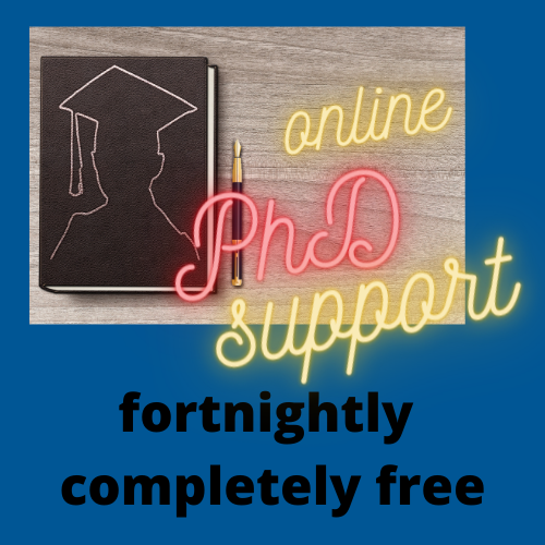 Free Online PhD Support