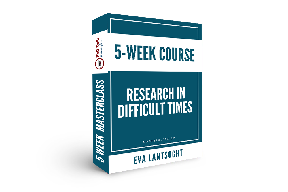 Research In Difficult Times Course And Newsletter