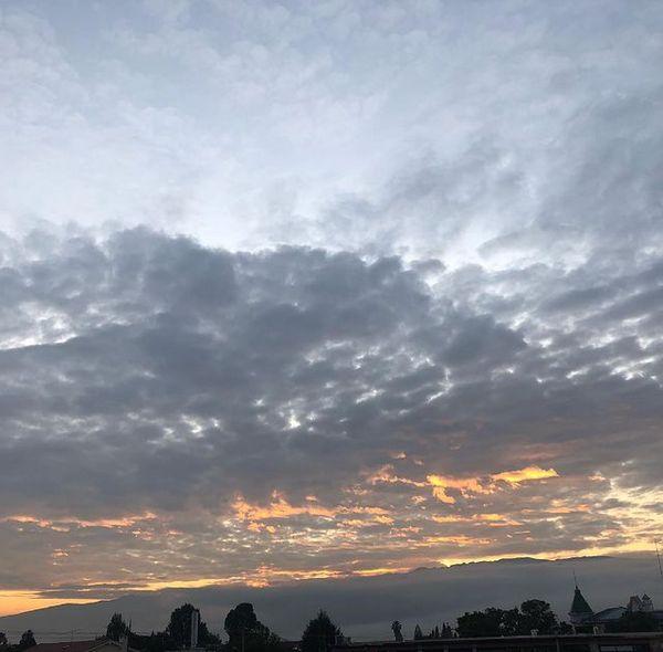 Quito At Sunrise
